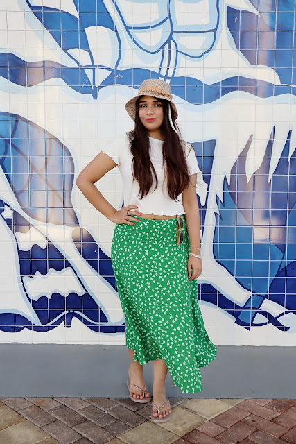 green express skirt