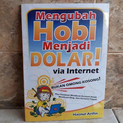 Mengubah Hobi Menjadi Dolar Via Internet
