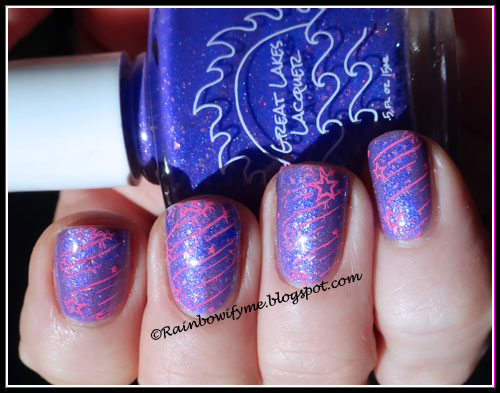 Great Lakes Lacquer: Let Your Chaos Explode