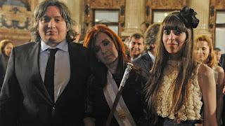 Argentina: Procesan a la expresidenta Cristina Kirchner y a sus hijos