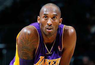 कोबी ब्रायंट basketball player