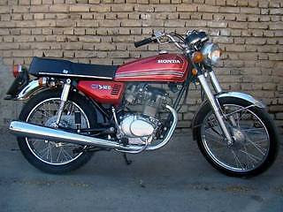 Honda CG 125 Stickers - decal kits