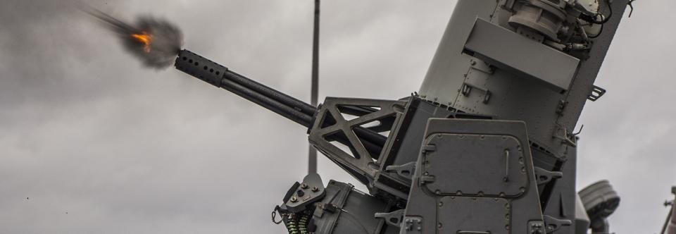 США погодили продаж Кореї корабельних установок Phalanx
