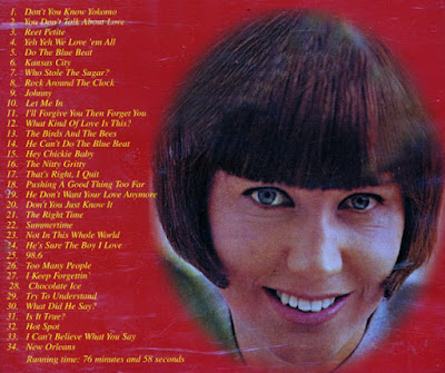 Dinah Lee - The Viking Recordings 1964-1967