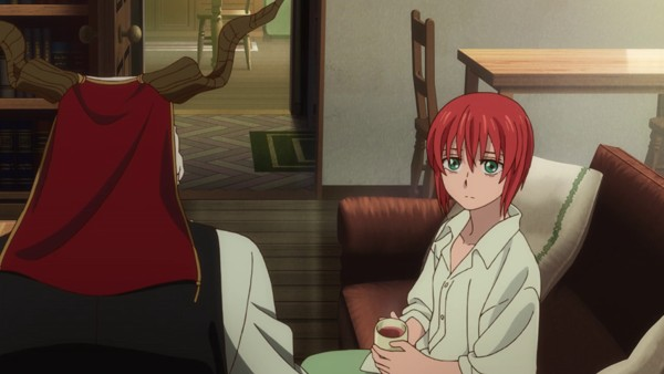 Mahoutsukai No Yome Temporada 1 Completa HD 720p Latino