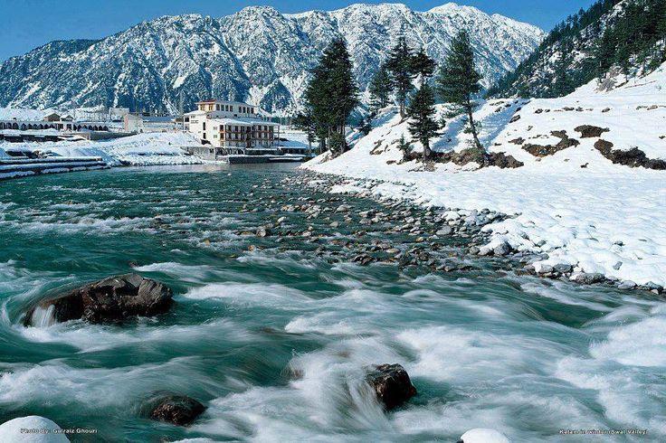 Tourism Pakistan Beautiful Swat Valley Travel Sawat