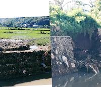Dihantam Banjir Sejumlah Tanggul di Asakota Jebol, Ratusan Rumah Terendam
