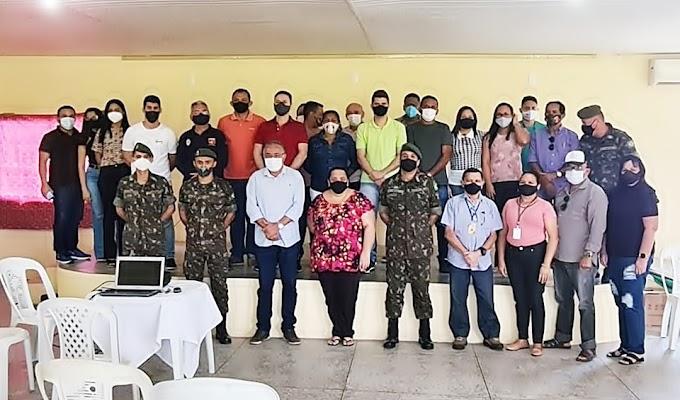 Prefeito Antônio Martins é empossado na Presidência da Junta do Serviço Militar de Cariré