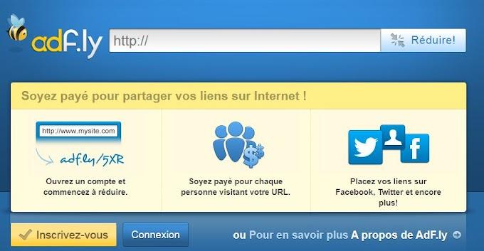 Hướng dẫn rút gọn link kiếm tiền từ trang adf.ly
