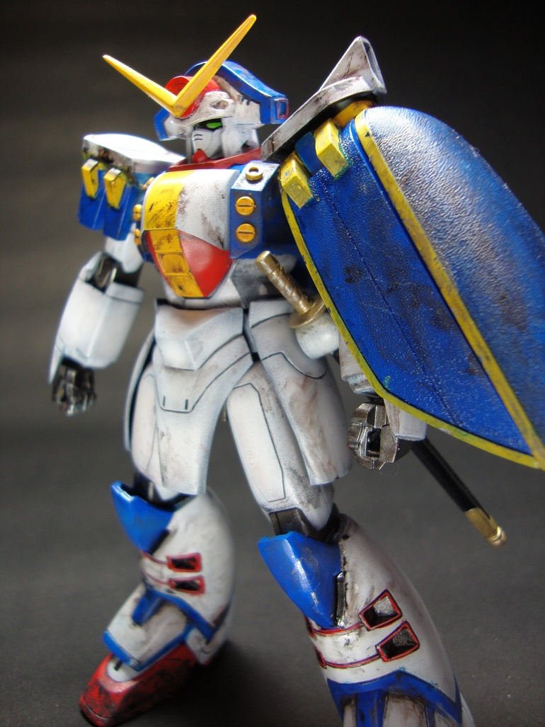 1 144 Rose Gundam Custom Build Gundam Kits Collection
