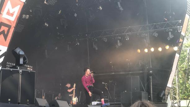 Yungblud 21st Century Liability Community Festival London Album Review