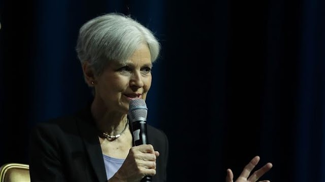 US Green Party presidential nominee Jill Stein calls for Middle East 'weapons embargo'