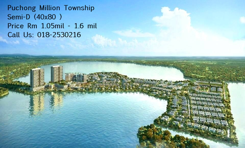 Property in kl selangor new project storey semi d