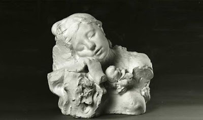 Auguste Rodin «Eve After The Fall»