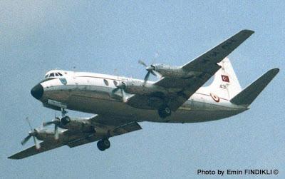 Vickers Viscount Türk Hava Yolları 431 yolcu uçağı.