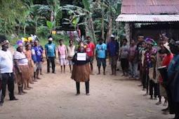 Masyarakat Tujuh Suku Asli Kaimana Tolak KB MAP IV; Minta Intervensi PBB ke West Papua