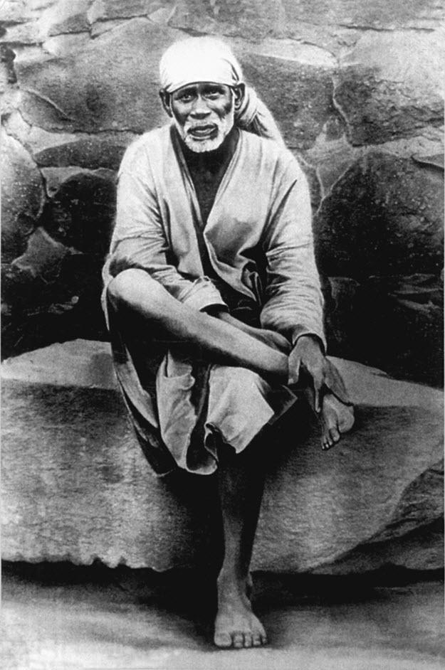 Shirdi Wale Sai Baba Original Image