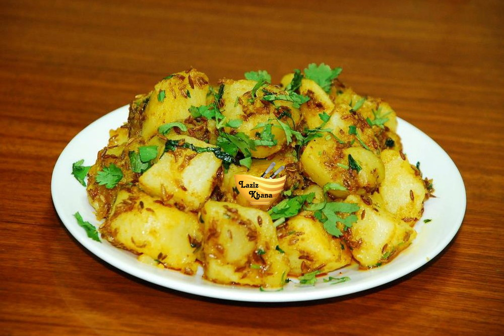 Aloo Jeera Recipe in Hindi