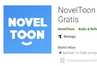 Aplikasi Baca Novel Gratis Terbaik