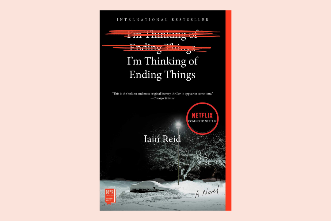 [Book Review] 'I'm Thinking of Ending Things' by Iain Reid