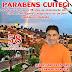 O Secretário de Esportes Alexandre Almeida Parabeniza a cidade de Cuitegi pelos seus 58 anos de emancipação política.