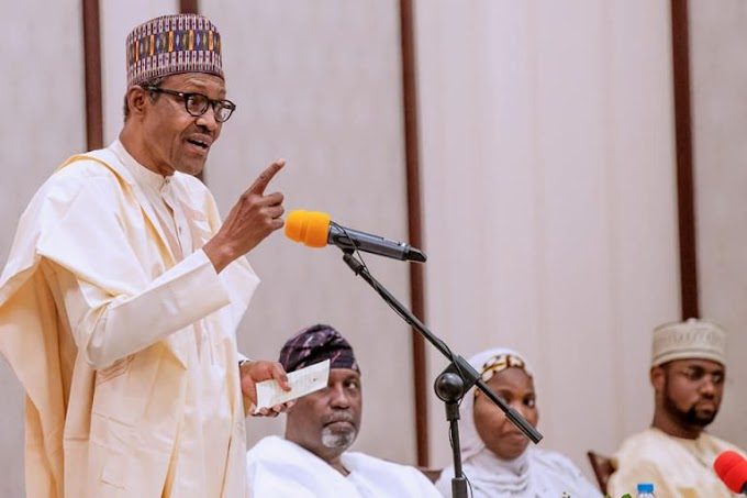 "FINALLY!!! President Buhari Puts Nnamdi Kanu To Shame, Debunks ""Jubril From Sudan"" Rumors"