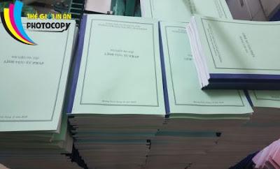 Dịch vụ photocopy giá rẻ tại Hà Nội