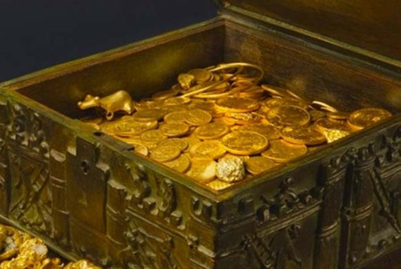 Θρυλική ιστορία: 12 σεντούκια με χρυσές λίρες και διαμάντια στην Εύβοια!