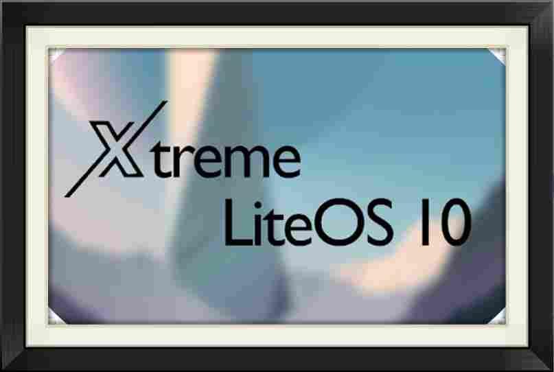 ويندوز Xtreme LiteOS 10