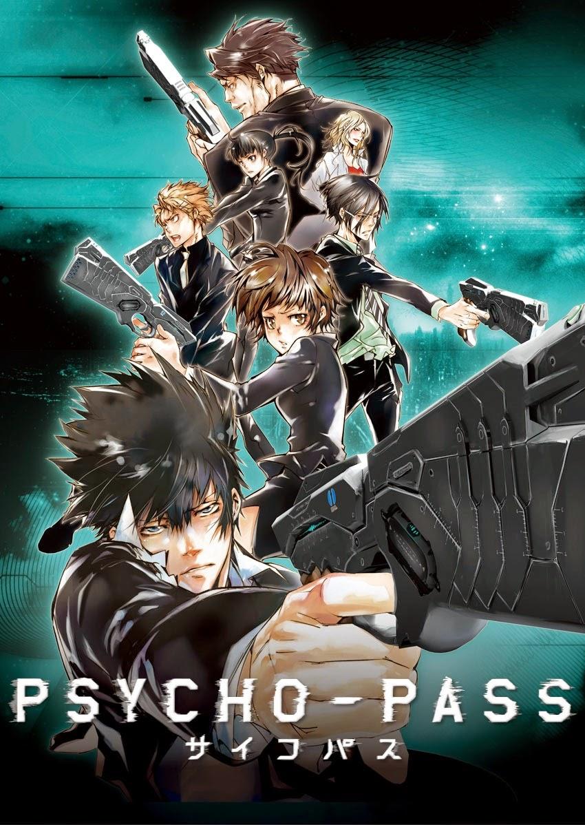 Psycho Pass Stream