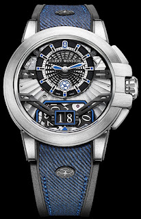 Montre Harry Winston Project Z11