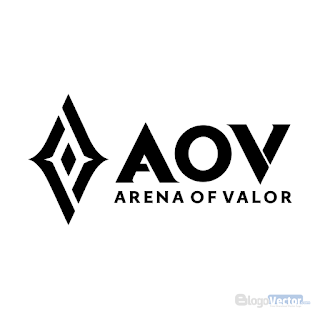 Arena of Valor (AOV) new Logo vector (.cdr)