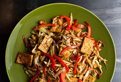Healthy Stir Fry Recipe #tofu #stirfry