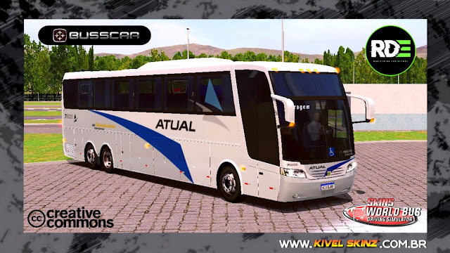 BUSSCAR JUMBUS 360 - VIAÇÃO ATUAL