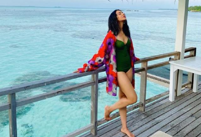 बाॅलीवुड एक्ट्रेस की सबसे पसंदीदा जगह है मालदीव्स, अब तक इन एक्ट्रेसों ने किया मनाया वेकेशन