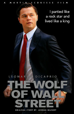 Leonardo DiCaprio în The Wolf Of Wall Street