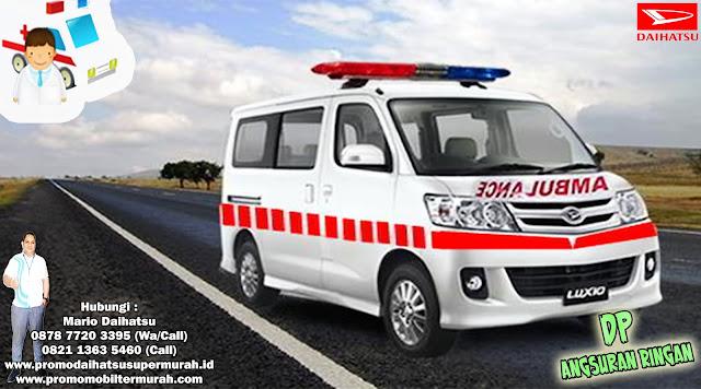 daihatsu luxio ambulance
