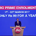31st March, 2018 - Reliance Jio Extension - Know More