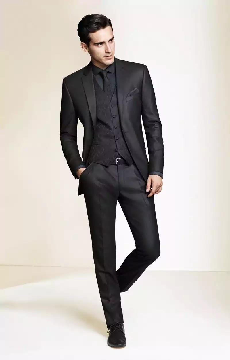 minimalist style man