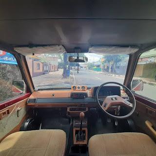 Interior kijang modifikasi