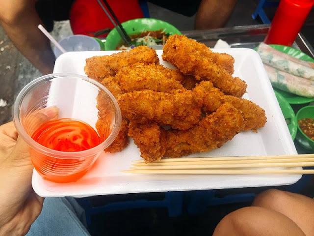 Hanoi's Street Food in Winter