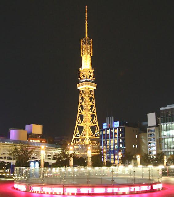Suuntana Aasia | Nagoya | Bloki 7 vuotta | Hukkapiilo | Matkabloki | Reissubloki