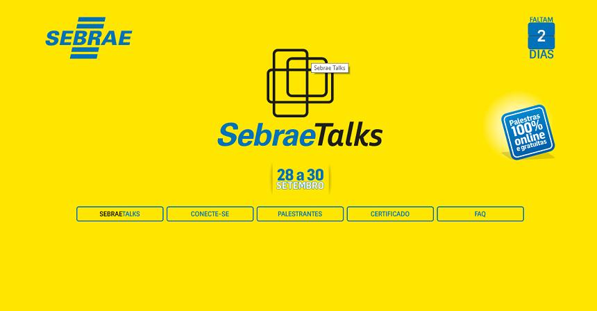 Sebrae oferece palestras online gratuitas sobre marketing e vendas