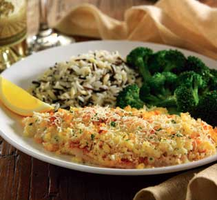 Red Lobster Restaurant Copycat Recipes Parmesan Crusted Tilapia