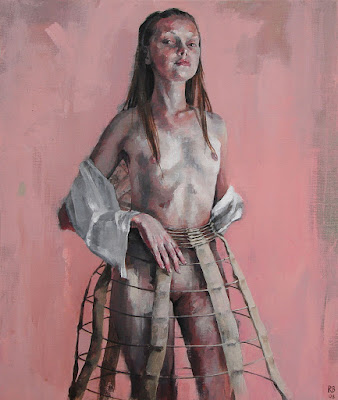 Hoop Skirt (2009), Rossina Bossio