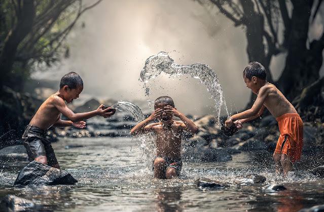 Joy (Happiness) with Satisfaction