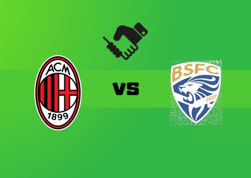 Milan vs Brescia   Resumen