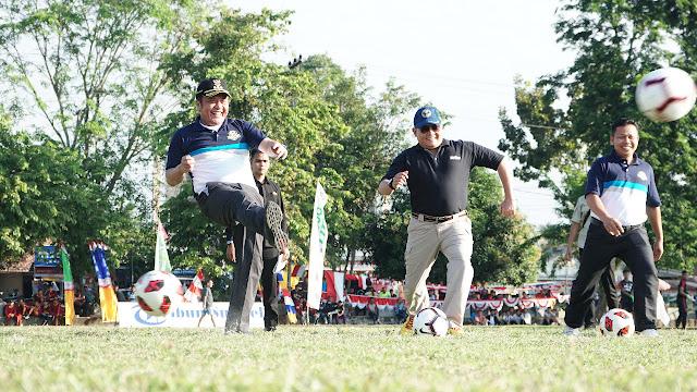 Gubernur Sumsel Yakin Muba Berpotensi Tambah Atlet