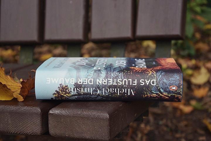 Buchrücken Das Flüstern der Bäume