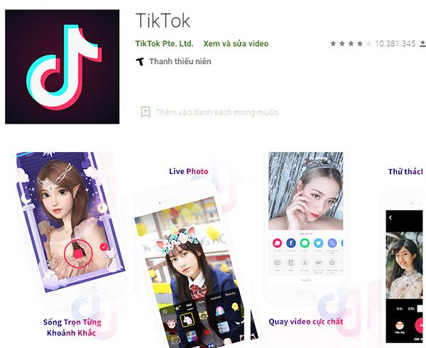 Tải Tik Tok - App xem video ngắn TikTok trên máy tính, PC dễ dàng a